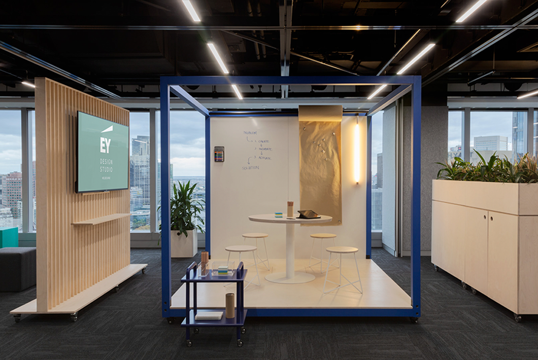ZUNICA - EY Design Studio - Activation Space