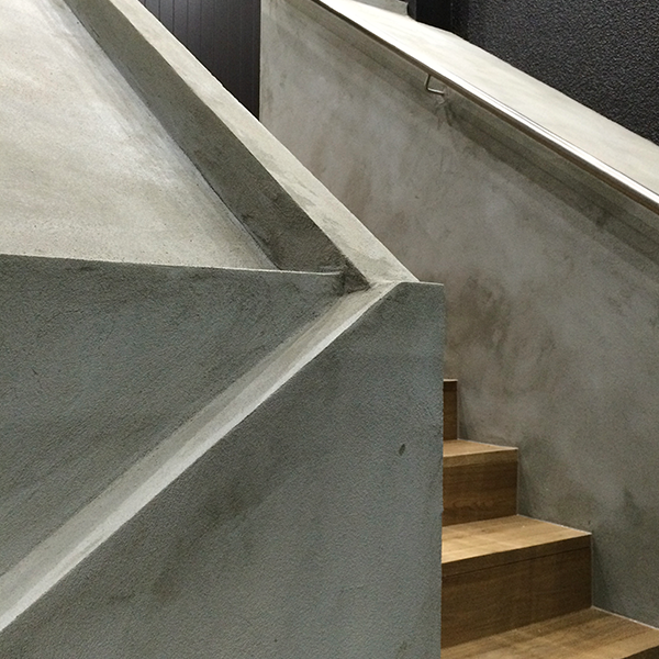 ZUNICA - Valeo Construction - Staircase