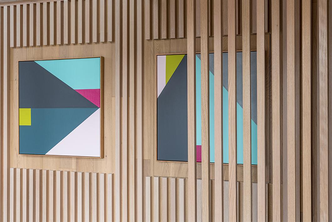 ZUNICA - Aria Hotel - Louise De Weger Artwork